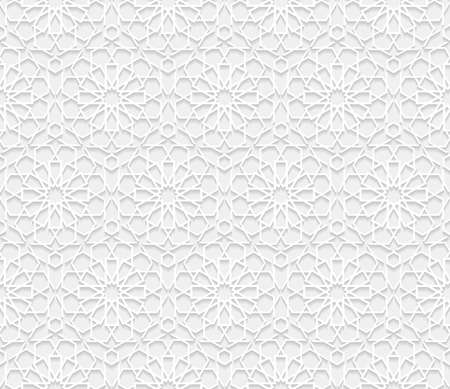 Naadloze patroon in traditionele stijl