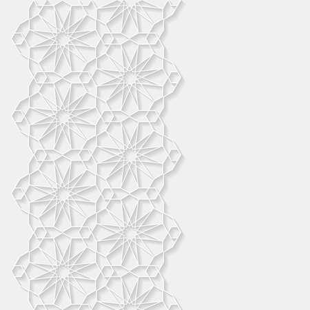 muster: Abstrakter Hintergrund im traditionellen Stil