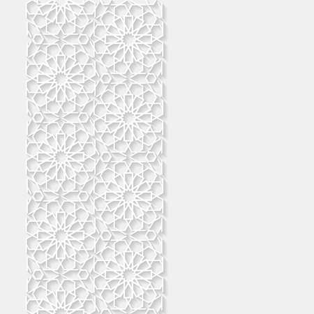 Abstract background in traditional style