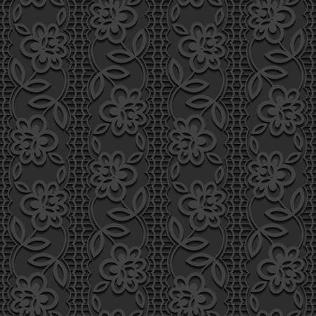 seamless floral pattern: Seamless floral pattern. Illustration