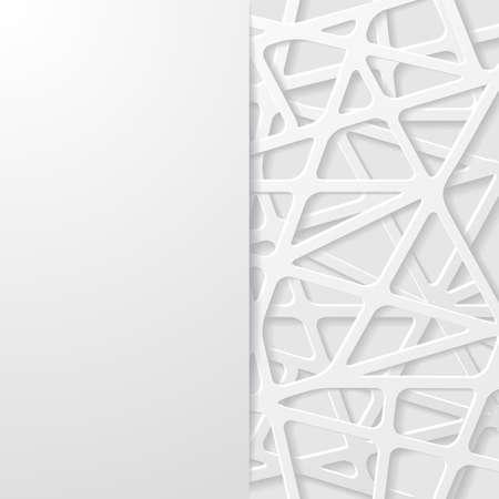 未来の抽象的な背景  イラスト・ベクター素材