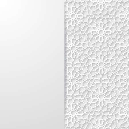 mosaic: Abstract background with traditional ornament