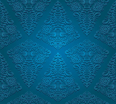 patterns vector: Seamless floral pattern