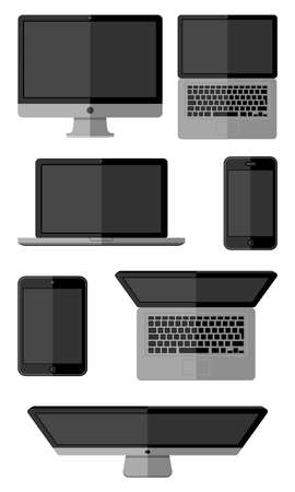 gadgets: Set of isolated gadgets Illustration