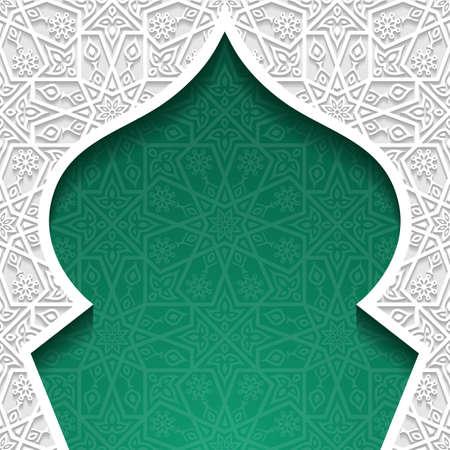 Fondo abstracto con el ornamento tradicional Foto de archivo - 56072610