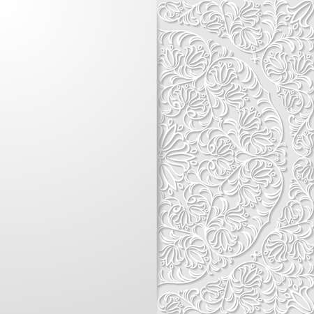 motif floral: Abstract floral background