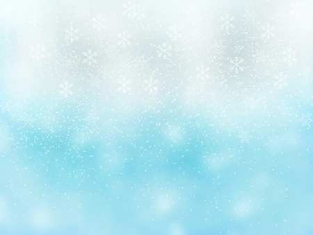icicle: Blue Winter background with icicle Stock Photo