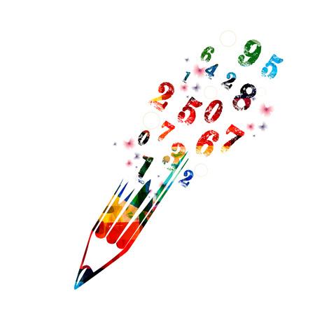 Creative writing concept Vectores