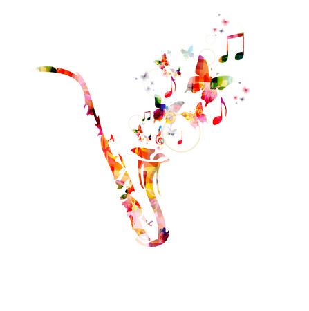 Zusammenfassung Hintergrund Musik Standard-Bild - 36425592