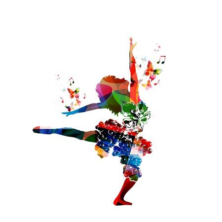 Happy women dancing