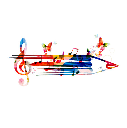 letras musicales: Concepto de escritura creativa
