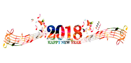 Image result for new year music 2018