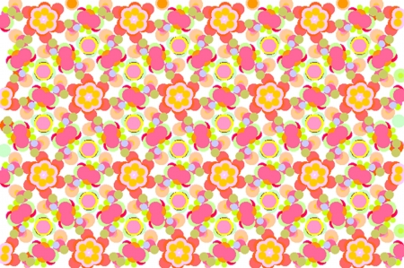 Abstract Digital Art Pink Stock Photo - 18609741