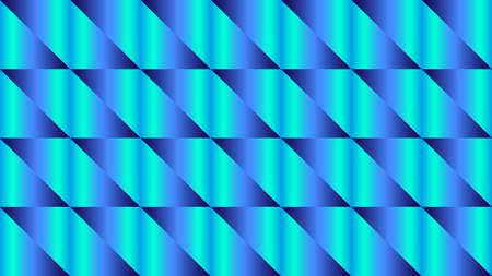 Blue Background triangle shape, seamless pattern, minimal design, vector illustration Illustration