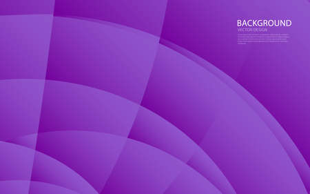 Purple abstract background vector creative design, Web background, banner, cover template, geometrical template,Curvy abstract backgrounds, wave pattern, texture