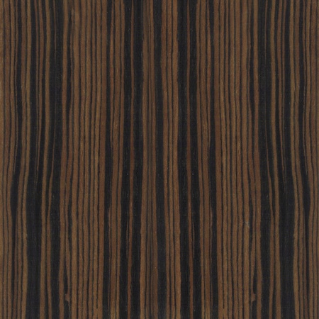 Texture of zebrano veneer (high-detailed wood texture series) Stock Photo - 9241844