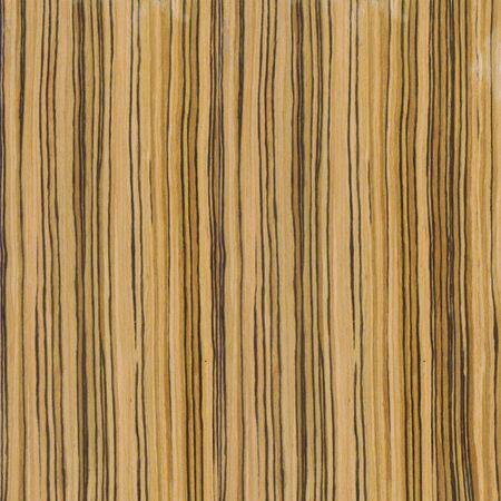 Texture of zebrano veneer (high-detailed wood texture series)