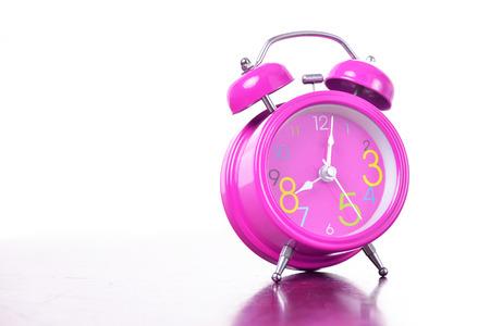 8 year old girl: alarm clock