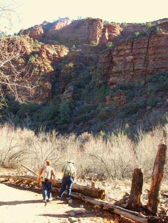 sedona:  Arizona s Sedona mountains