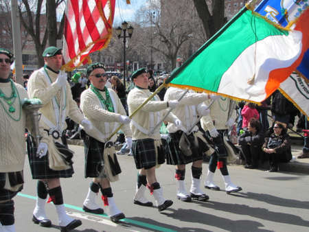 haven: saint patrick day in New Haven 2011