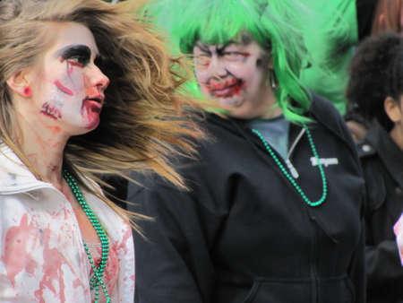 patrick day: Saint Patrick day New Haven 2011