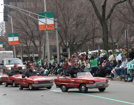 haven: Saint Patrick day New Haven 2011