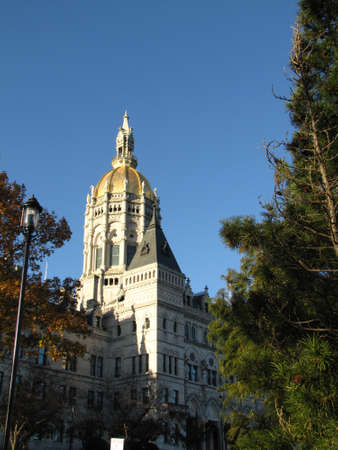 connecticut: Connecticut State Capitol, Hartford, Connecticut