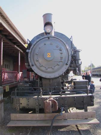 Essex Steam Train , fall 2012