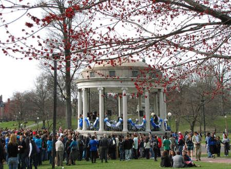 greek festival in Boston common in 2011