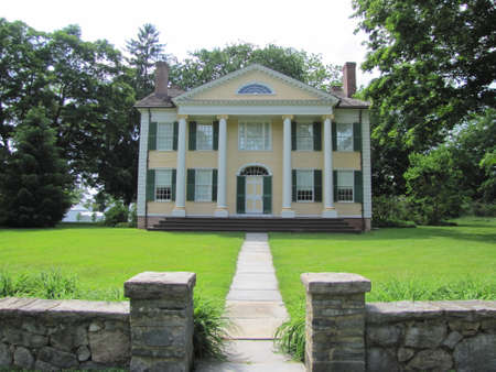 the Florence Griswold Museum, Lyme, CT Editorial