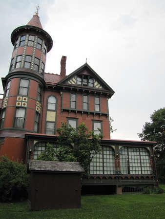 Margaret Suckley estate in NY state