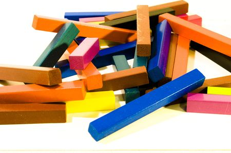 disarray: Colored Rods