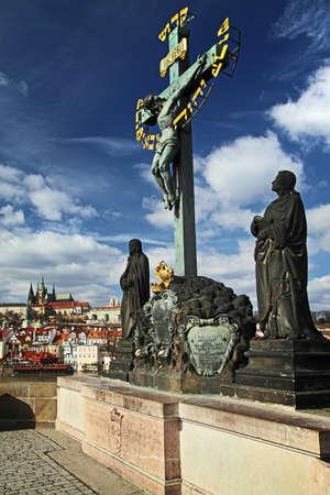 Prague historic architecture