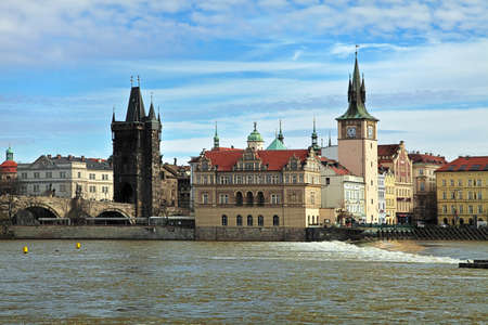 The Old Town of Prague  photo