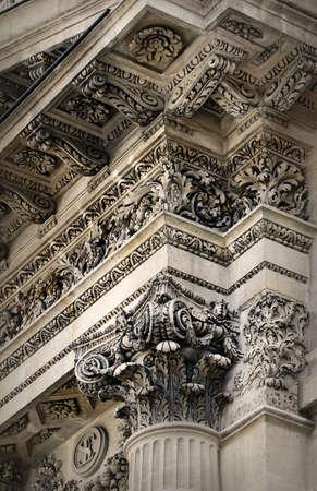 neocl�sico: Detalles de la arquitectura neocl�sica