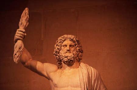 Zeus  Stock Photo
