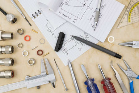 research and development process in physics and engineering
