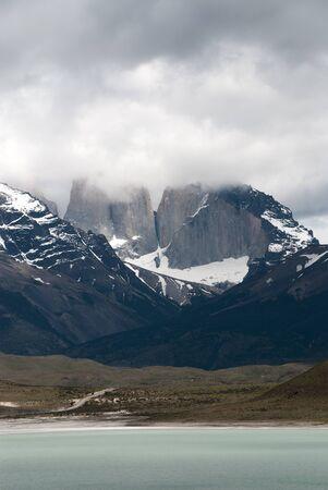 paine: Nationalpark Torres del Paine ( Chile)