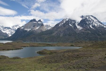 pain�: Nazionale Torres del Paine (Cile)