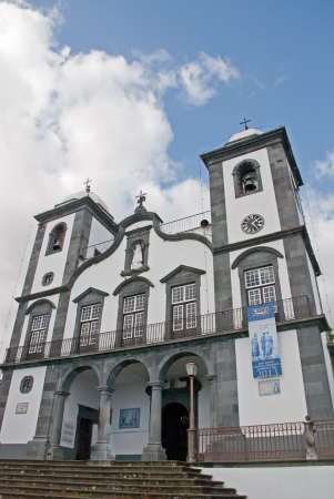 senhora: Church of Nossa Senhora in Monte