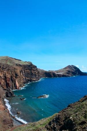 The east coast of madeira photo