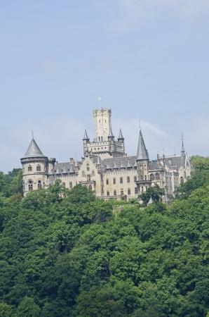 crus: The Castle Marienburg in germany Editorial
