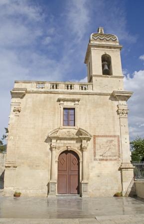 ragusa: Church in Ragusa, Sicily, Italy