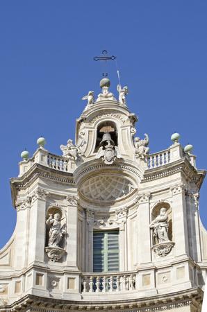 Basilica della Collegiata in Catania photo