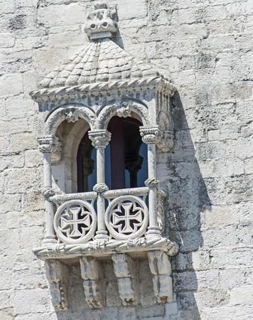 torre: Tower called Torre de Belem in Lissabon