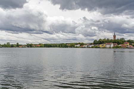 lakeland: Seascape the Feldberger Seenlandschaft , germany