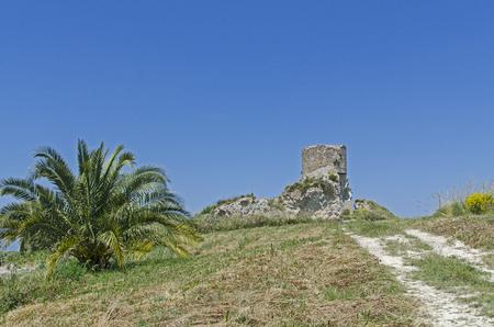 torre: Torre Marrana Stock Photo