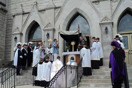feast: Feast of Corpus Christi Editorial