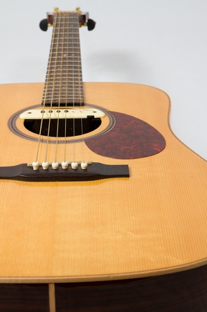 Acoustic guitar Stock Photo - 12375807