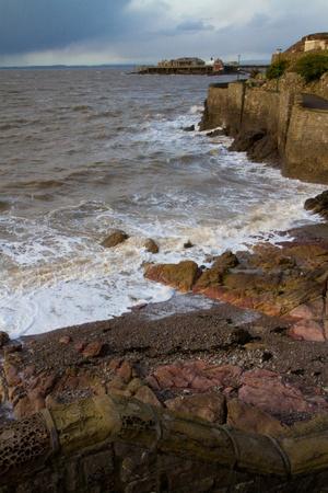 birnbeck: Old Pier Weston-super-mare da Capo Anchor